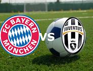 Bayern Monaco Juventus streaming live gratis diretta per vedere Rojadirecta, Tv Svizzera, siti web. Tutto quello che bisogna conoscere