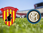 Benevento Inter live streaming