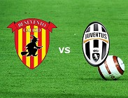 Benevento Juventus in streaming