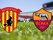 Benevento Roma live streaming