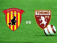 Benevento Torino live streaming