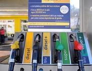 Benzina e diesel: aumento prezzi