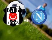 DIRETTA Besiktas-Napoli: vedere in streaming o in tv, sfida Champione League. Live score 0-0 dalle 18,45