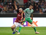 Betis Milan streaming Europa League