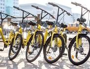 Bike sharing a Milano in continua crescita