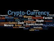 Bitcoin, Bitcoin Cash, Ethereum