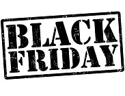 black friday novembre sconti