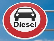 Limiti circolazione diesel auto in Piemonte