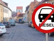 Blocco auto traffico e circolazione