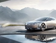BMW iNext, modello elettrico