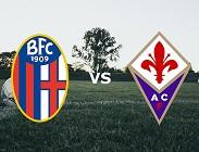 Bologna Fiorentina streaming gratis live link, siti web. Dove vedere