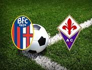 Bologna Fiorentina streaming live gratis migliori siti web, link. Dove vedere