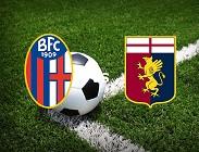 Bologna Genoa streaming live gratis. Dove vedere link, siti web