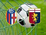 Bologna Genoa streaming gratis live link, siti web. Dove vedere