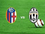 Bologna Juventus streaming live gratis diretta per vedere su canali tv, link, siti web
