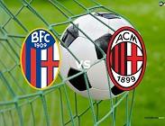 Bologna Milan streaming su siti web. Vedere gratis