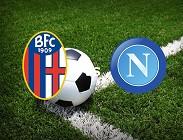 streaming Bologna Napoli