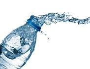 Business dellacqua in bottiglia
