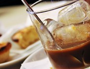 capsule, nespresso, caffè alla mandorla, ghiaccio