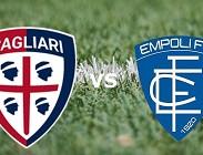 Cagliari Empoli in streaming
