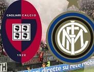 Cagliari Inter streaming gratis per vedere partita in diretta live