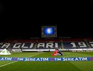 Cagliari Inter domenica 1 settembre