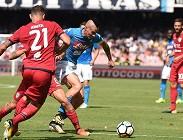 Cagliari Napoli streaming siti web