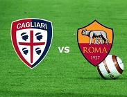 Streaming Cagliari Roma diretta live gratis
