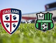 Cagliari-Sassuolo streaming