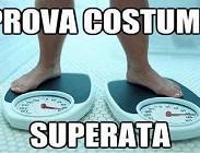 prova costume, italiani, coldiretti