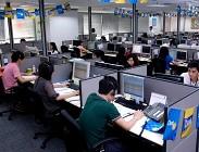 centralinisti, call center