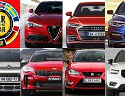 Car of The Year 2018, auto vincitori,