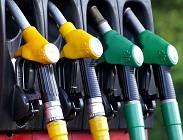 Benzina e diesel: le nuove quotazioni
