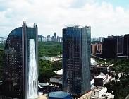 Cascata grattacielo costo