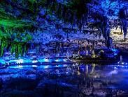 caverna, scoperta, asia, cina
