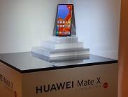 Primo smartphone 5G Huawei in Italia