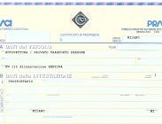 Certificato auto proprieta costi rinnovo