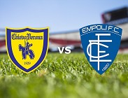 Chievo Empoli in streaming