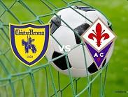 Streaming Chievo Fiorentina