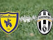 Chievo Juventus streaming siti web Rojadirecta diretta live