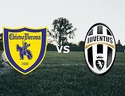 Streaming Chievo Juventus diretta live