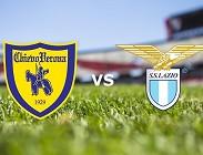 Chievo Lazio streaming