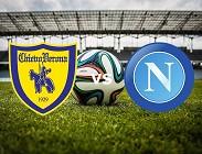 streaming Chievo Napoli