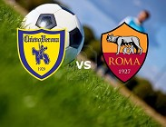 Chievo Roma streaming Serie A