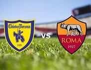 Chievo Roma siti web e link streaming