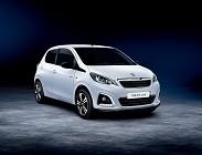City car Peugeot 208 2020