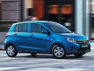 City car Suzuki in vendita e uscita