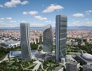 Il grattacielo curvo di Milano