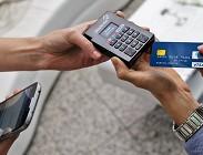Pagamenti bancomat e carte di credito
