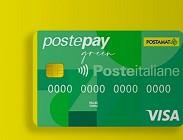 Postepay Green per i giovani